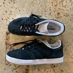 Adidas Originals women's gazelle black